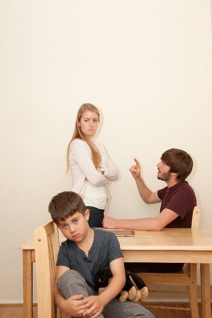 子連れ離婚の話し合い