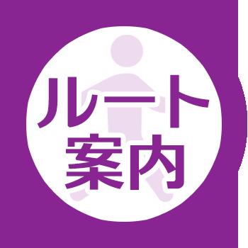 秋葉原駅(JR・つくばエクスプレス)からのルートマップ