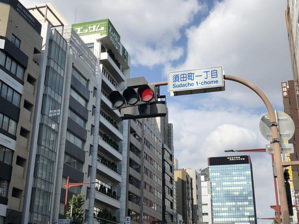 隅田町一丁目交差点